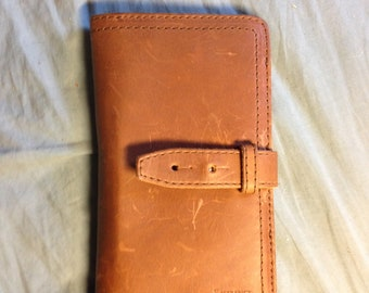 Big Wallet by Saddleback Learher