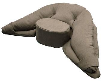 Moonleap Meditation Floor Cushion Tan - Large Size
