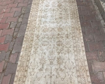 "2""8x10""8 ft/85x328 cm, distressed rug runner, Hallway rug runner, home decor rug, decorative rug, moraccon rug runner, Persian rug runner,"