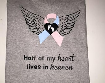 Infant Loss Awareness Shirt