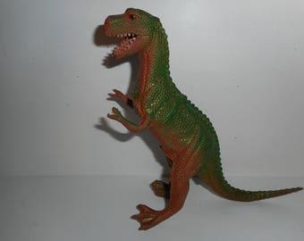 "Vintage 80s Imperial 1985 Tyrannosaurus Rex T-Rex Dinosaur Figure 8"""