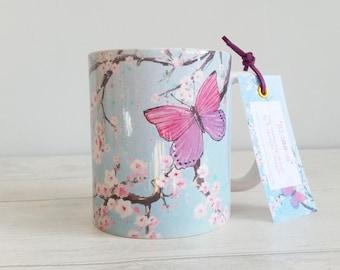Mug featuring my 'Blossom' design