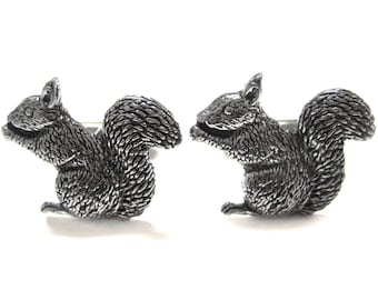 Squirrel Cufflinks