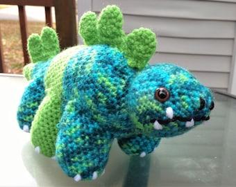 Blue Green Bumblisk