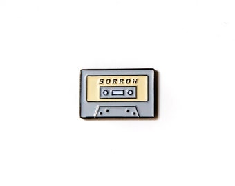 Sorrow Mixtape Enamel Pin