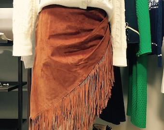 Phoenix USA Frontier Fringe Skirt