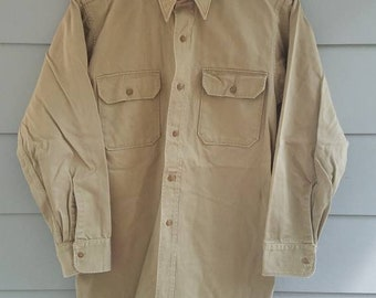 VTG Washington Dee Cee Work Shirt