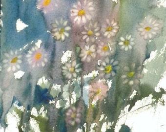 Fresh Pick No.194, 11x15, original watercolor