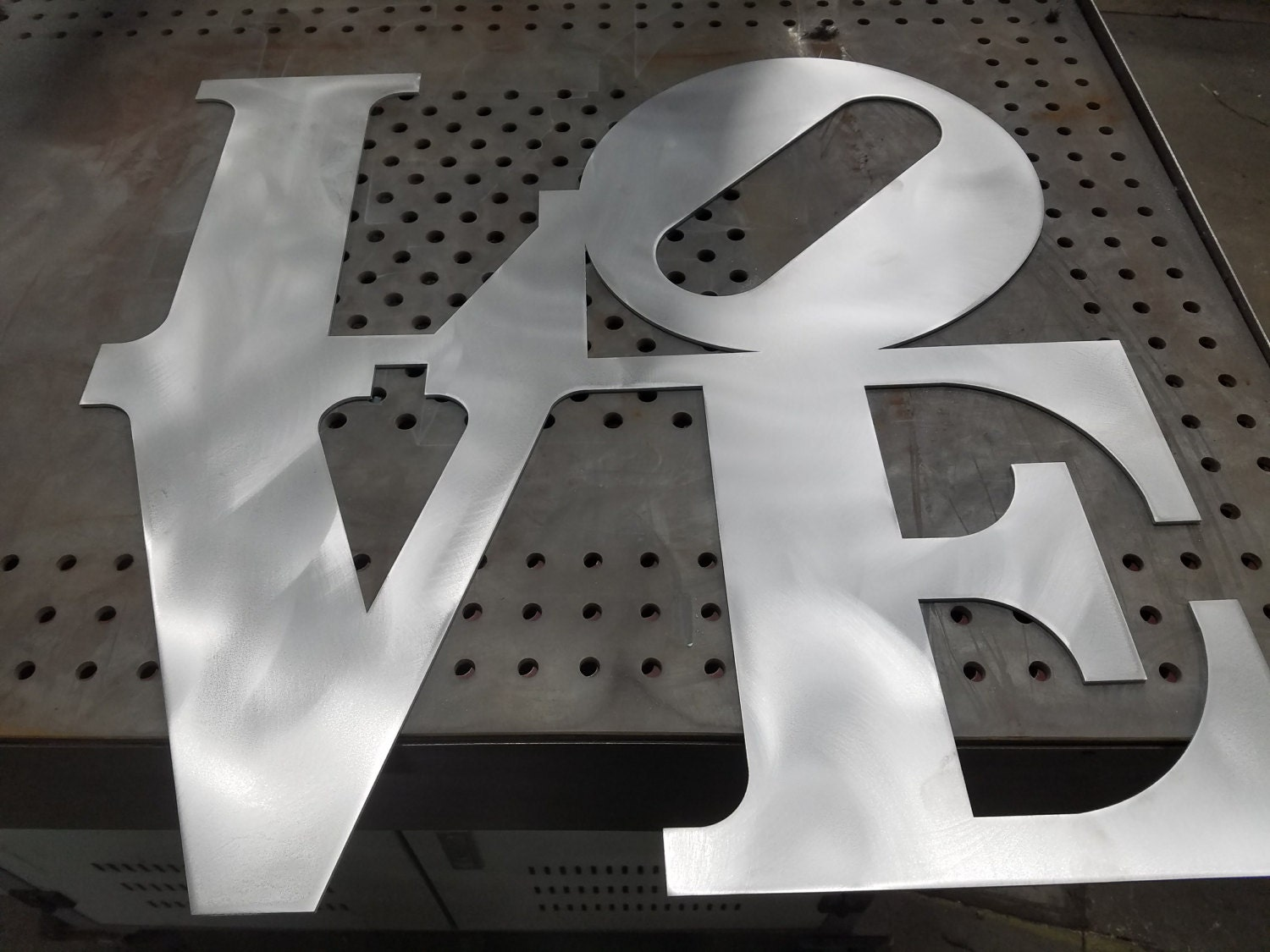 Large Metal Love Wall Art Best Love Park Sign Metal Wall Art Philadelphia Love Park Word 2017