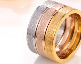 stainless steel 3  rings