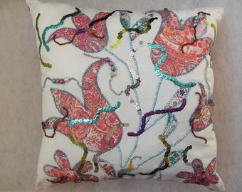 Cushion Rose water