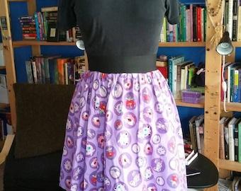 Pokémon Fairy Type Skirt with Pockets