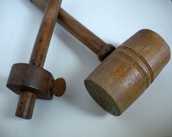 Free Shipping Antique Wood Tools
