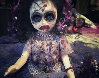 Bridget Horror Doll OOAK