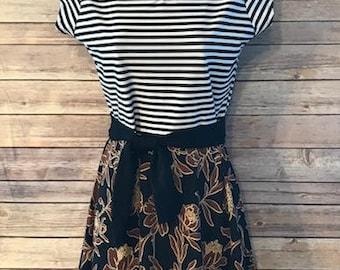 Custom made dress size small