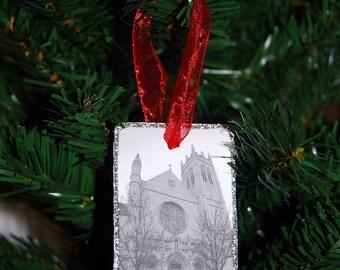 Ornament - St. Sabina Church, Chicago