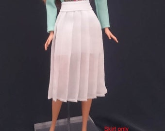 Skirt for Barbie,Muse barbie,LIV dolls, FR, Silkstone - No.180419-02(S5)