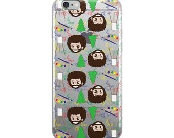 Happy Painter Designer iPhone Case
