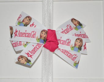 American Girl Hair Bow