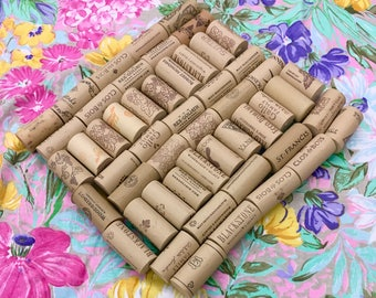 Lot of Synthetic Wine Corks, Assortment Synthetic Wine Corks, Craft Synthetic Wine Corks