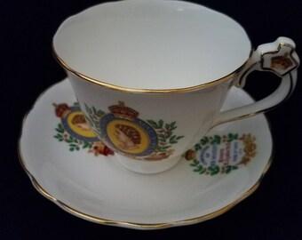 Queen Elizabeth/Coronation/Radford/Tea Cup/1953