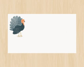 Thanksgiving Place Cards, Seating Cards, Escort Cards, Table Settings, Name Cards, Instant Download, Printable Cards, Digital Cards