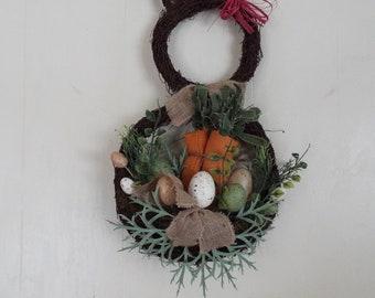 Sale, Easter wreath