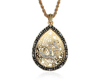 AlLLAH Pendant Necklace Allah Items Arabic Jewelry