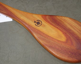 Canarywood Miss Rose Paddles Exotic Hardwood Spanking Paddle - Jokari Paddle Style CN100