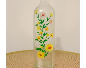 Yellow and White Daisy Flowers (Tall)