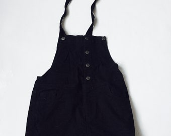 H&M Kids One Piece Romper 90's Skirt Overalls