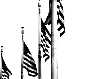 Fine art photography, photography prints, download, printable art, large wall art, art prints, black and white, Washington DC monument