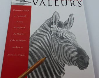 understand the values easy drawing book nine