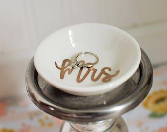Customized Jewelry Dish