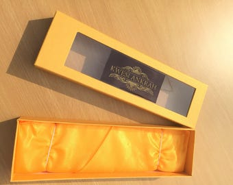 Luxury Gold embossed Gift Box