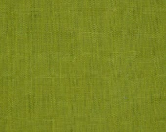 washed linen lime 280g