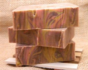Maplewood Vanilla Goats Milk Soap, Handmade soap, Homemade soap, Hand crafted soap, milk soap, bar soap