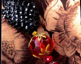 Victorian Inspired Hatpin