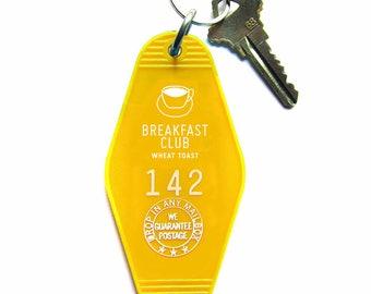 Breakfast Club Key Tag