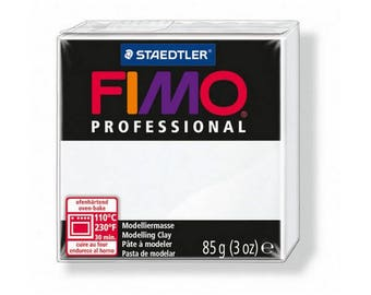 Fimo clay Professional white 0 - 85gr