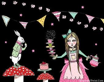 Un très joyeux Mad Tea Party