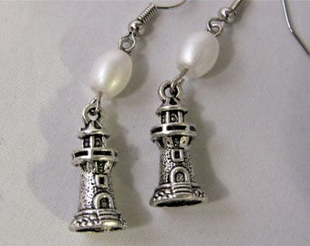 Light House Earrings