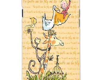 Roald Dahl The Giraffe  Inspired Mobile Phone case/cover