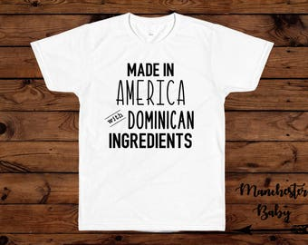 Made in America with Dominican ingredients