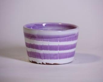 Striped Tea Cup 2