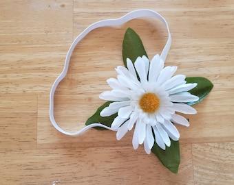 Daisy Headband for Baby