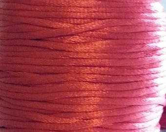5 meters of nylon cord wire thread, 2 mm in diameter