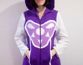 PROTOTYPE SALE! Undertale Toriel inspired cosplay hoodie