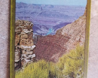 Vintage Congress Playing cards, Grand canyon Photo  Full  Deck.
