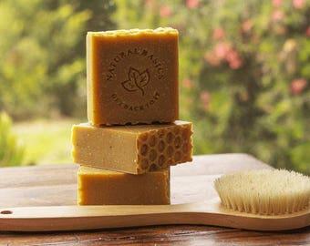West Victorian Honey Oatmeal